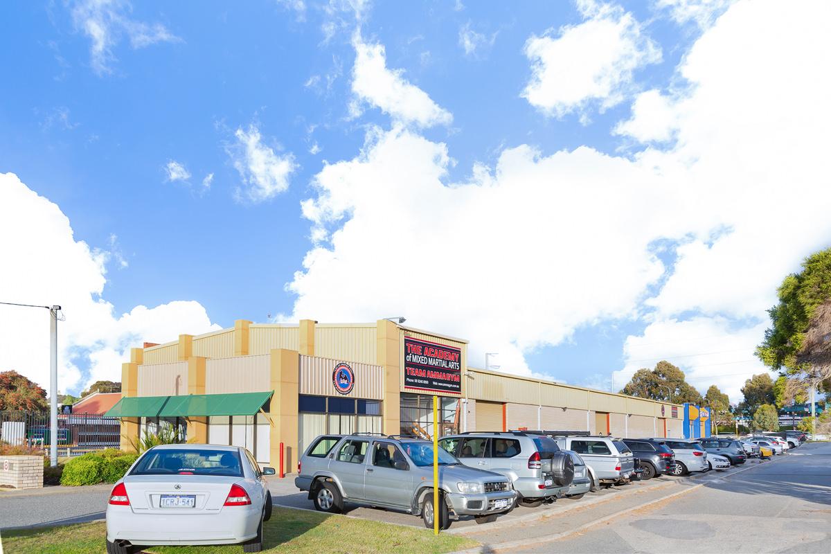 Showroom Warehouse, Balcatta