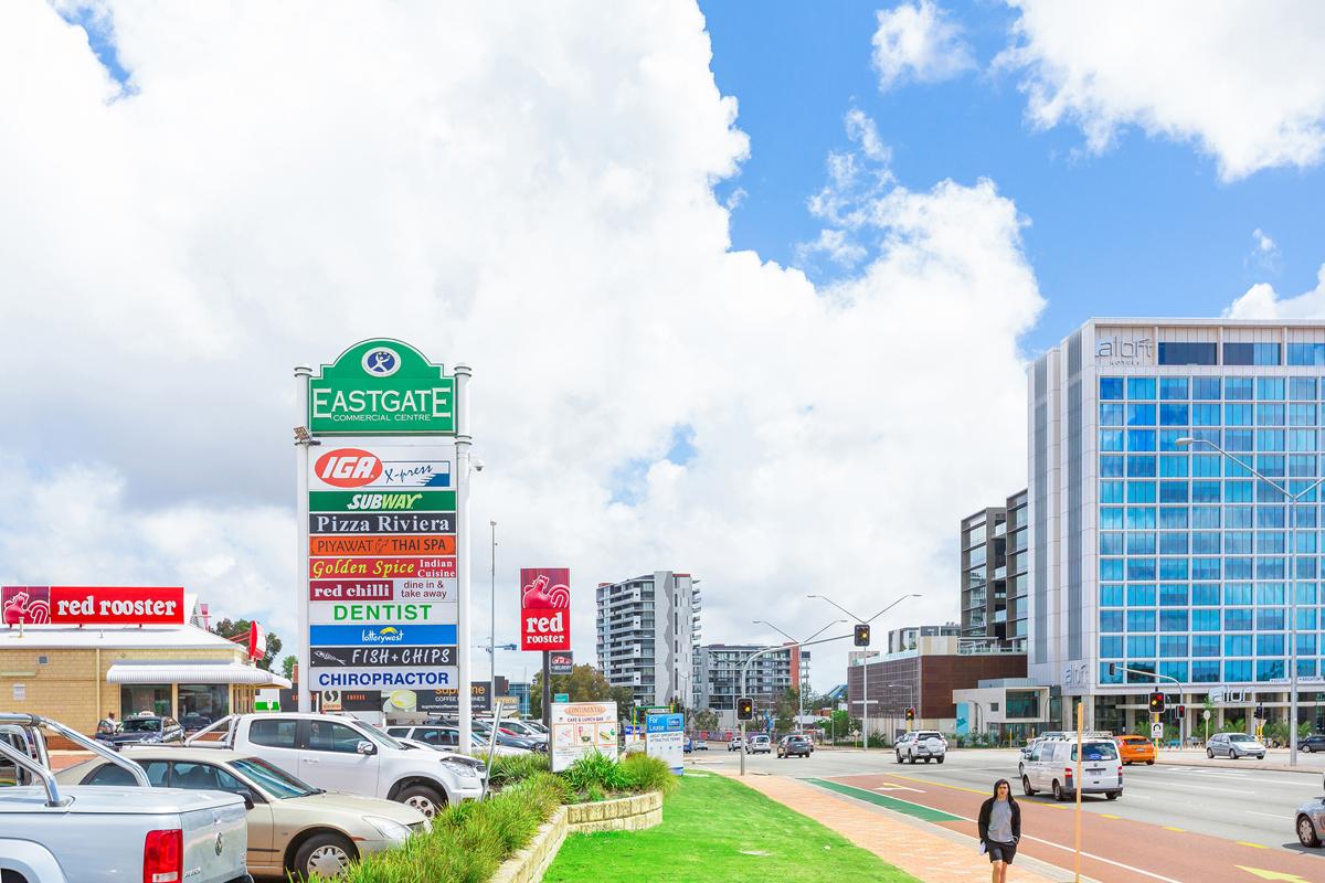 Eastgate Commercial Centre, Rivervale