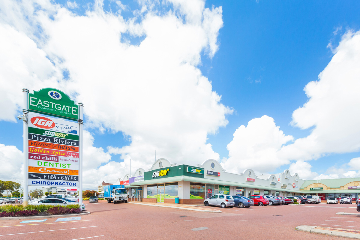Eastgate Commercial Centre, Rivervale