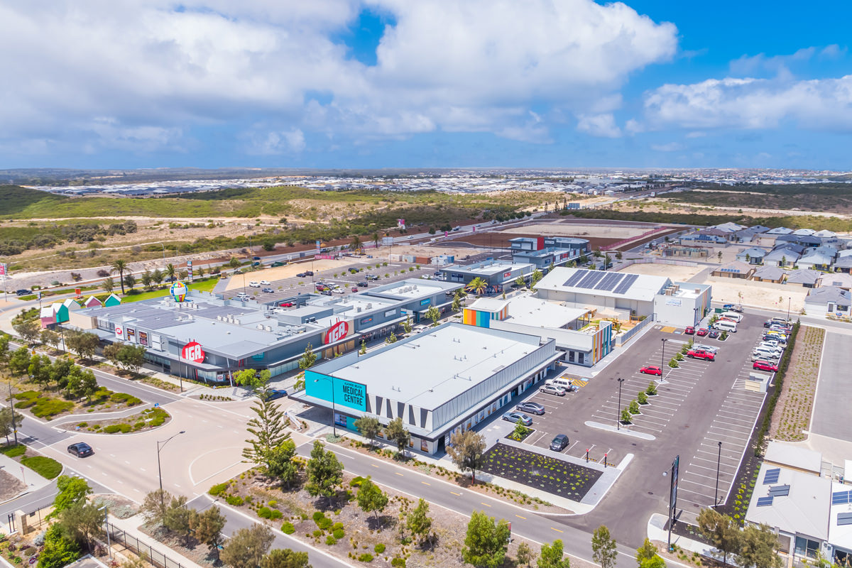 The Gateway Shopping Precinct Alkimos Beach, Alkimos